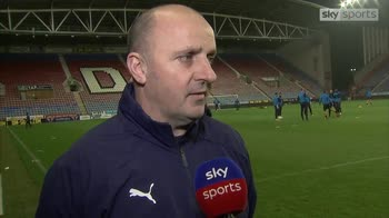 'Morsy deal underlines Wigan's stability'