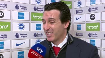 Emery: We're disappointed
