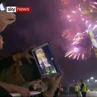 Happy New Year from Dubai