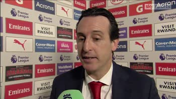 Emery: Happy with side's response