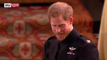"""ERROR! Regina contro Meghan, """"Globe"""": the Queen vuole divorzio nipote"""