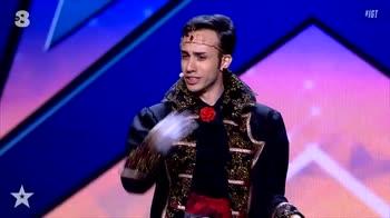 Italia's Got Talent 2019: la hit del conte Giulio