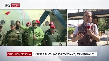 Crisi Venezuela, Paese al collasso economico