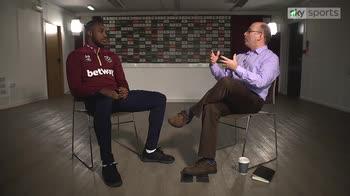 Antonio: We've been complacent