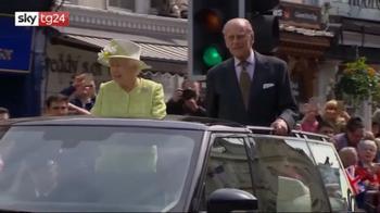 ERROR! Londra, il principe Filippo a 97 anni rinuncia alla patente