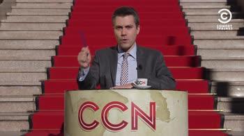 CNN Speciale Sanremo con Saverio Raimondo
