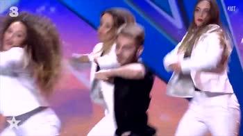 Italia's Got Talent 2019: Dip Evolution e il voguing