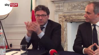 ERROR! Giorgetti: Lega è per TAV, altrimenti isolati in Europa
