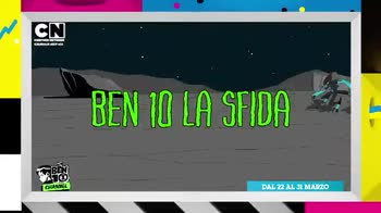 Ben 10 Promo Pop Up Channel