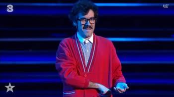 Italia's Got Talent 2019 finale: esibizione Nicola Virdis