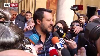 M5s-Lega , nuove scintille tra Salvini...