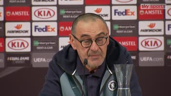 Sarri: We're in trouble at centre back