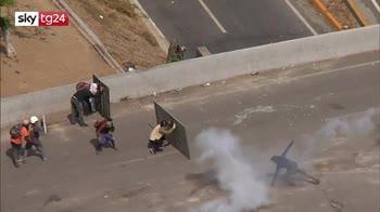 Crisi venezuela, guaido': inizia operazione libertà