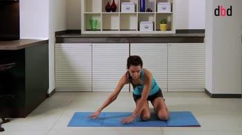 Corso di ginnastica anticellulite: lezione 7 - Esercizi per le gambe