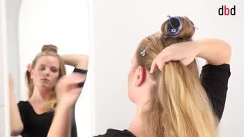 Hairstyle: capelli lisci senza la piastra