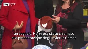 ERROR! Royal baby, Harry annulla visita in Olanda