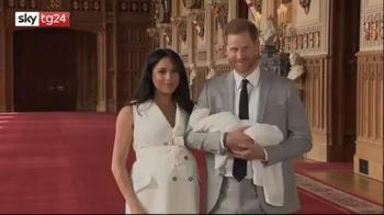 ERROR! Royal Baby, le immagini del figlio di Harry e Meghan