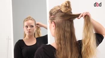 Hairstyle: capelli ricci senza il ferro