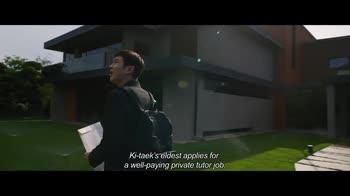 Parasite: Il trailer