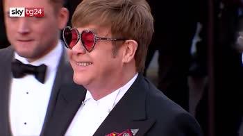 Cannes, Elton John presenta Rocketman
