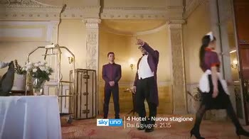 4 Hotel - Promo Nuova Stagione - Sky Uno