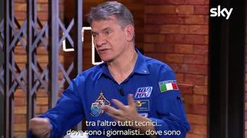 EPCC: Paolo Nespoli e i turisti nello spazio - VIDEO
