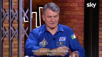 EPCC, Paolo Nespoli: confini