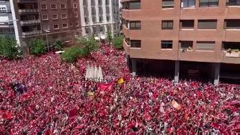 VIDEO. Liverpool colora Madrid prima della Champions