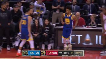 NBA Finals due triple in fila per Quinn Cook