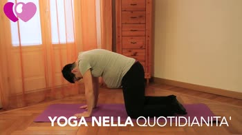 video la gravidanza e lo yoga quotidiano