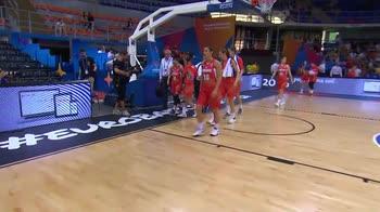 EuroBasket donne: Italia-Ungheria 51-59