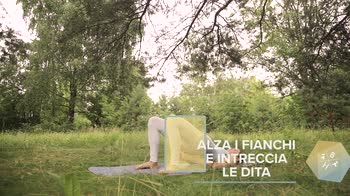 Yoga per bambini: Chakrasana