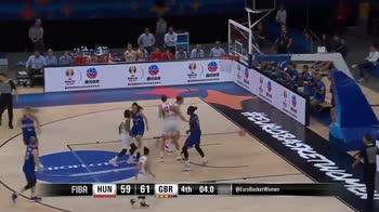 EuroBasket donne, finale pazzesco in Gran Bretagna-Ungheria