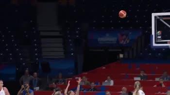 EuroBasket: la Svezia al preolimpico grazie a Eldebrink