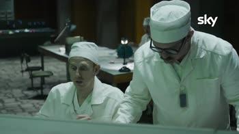 Serie TV Chernobyl: Operatori all'oscuro