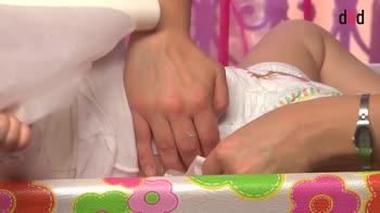 Video guida bambino: come si cambia un pannolino?