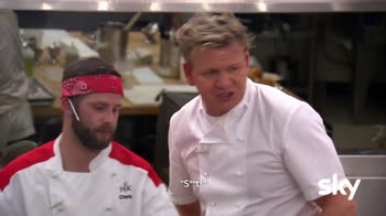 Hell's Kitchen USA al via su Sky Uno