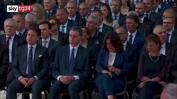 Crollo Morandi, Genova ricorda le 43 vittime