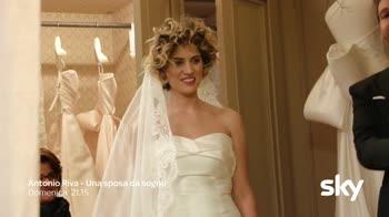 Antonio Riva: una sposa da sogno, tutte le domeniche