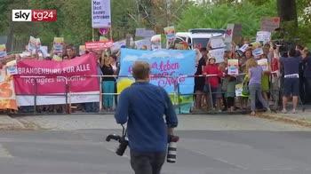 Elezioni regionali Germania, l'estrema destra avanza