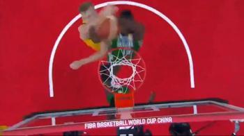 Mondiali basket, Ndoye schiaccia a rimbalzo offensivo