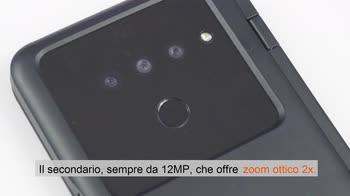 LG V50 ThinQ 5G: lo smartphone a doppio schermo