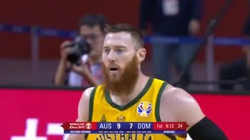 Mondiali Basket: super assist di Mills per Baynes