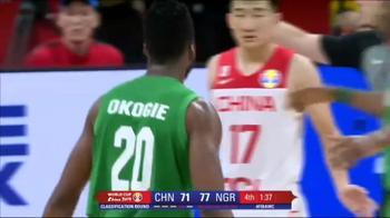 Mondiali Basket: Cina-Nigeria 73-86