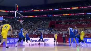 Mondiali Basket: Patty Mills scatenato contro la Rep. Ceca