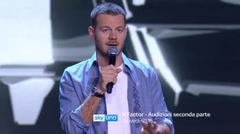 video x factor 2019 seconda puntata