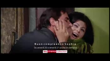 Buon compleanno Sophia - sky cinema