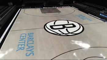 NBA, il nuovo parquet dei Brooklyn Nets