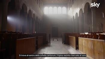 Sette Meraviglie Roma: La basilica di Santa Sabina