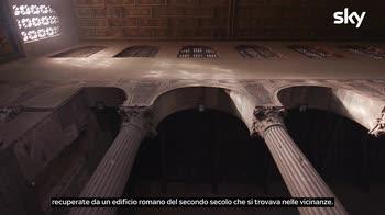 Sette Meraviglie Roma: Dentro la basilica di Santa Sabina